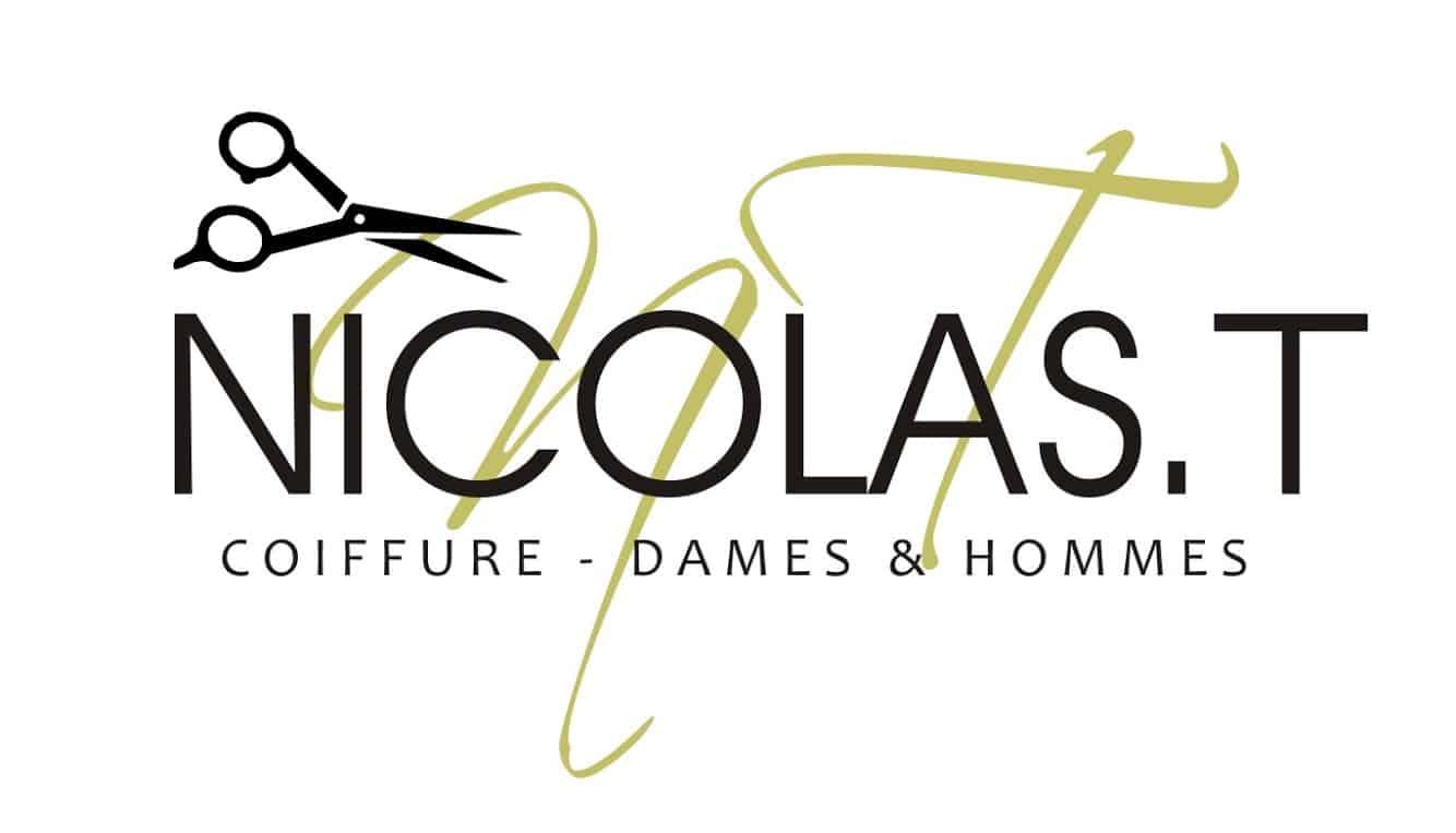 Logo nicolas-t coiffeur